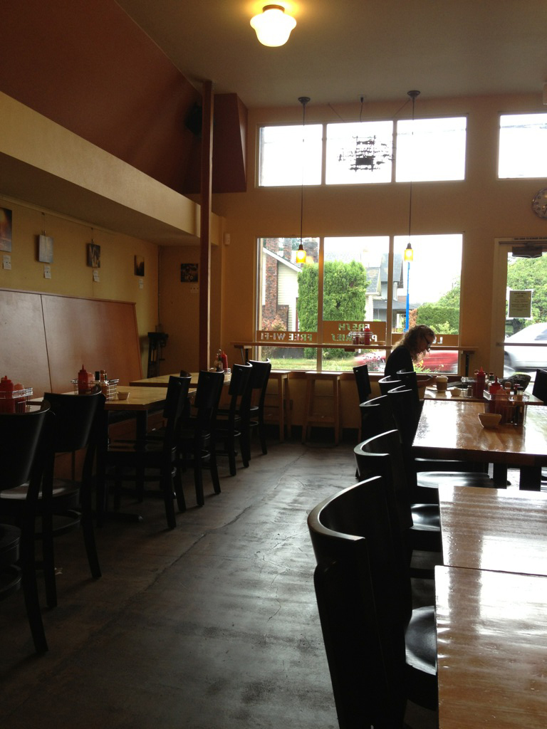 New Deal Cafe - Portland, OR