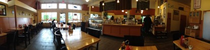 picture of New Deal Cafe in Northeast Portland, Oregon