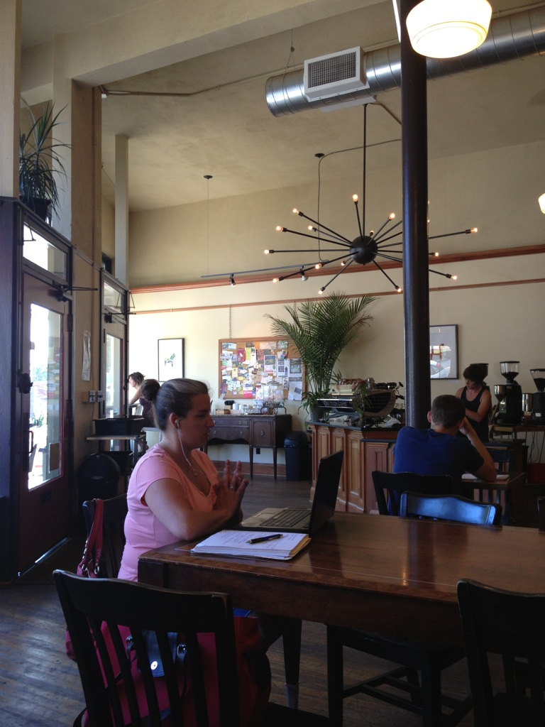 case study coffee shop portland With three locations in portland, case study is kind of a classic study space the best drink here is the espresso—the owners started out with a catering c.