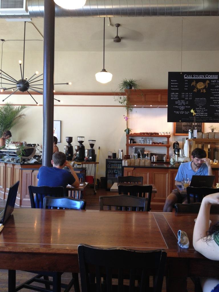 Case Study Coffee - Portland, OR - Portland Mercury
