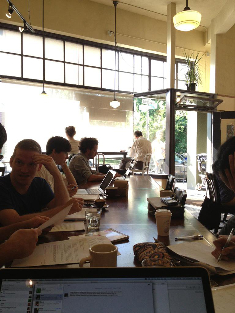 Case Study Coffee in Portland | Case Study Coffee 5347 NE ...