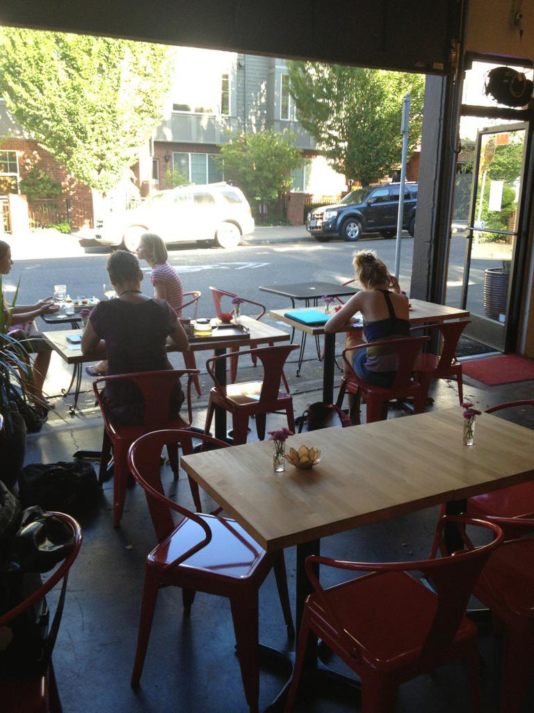 Kiva Tea Bar Amp Spa In Portland Or