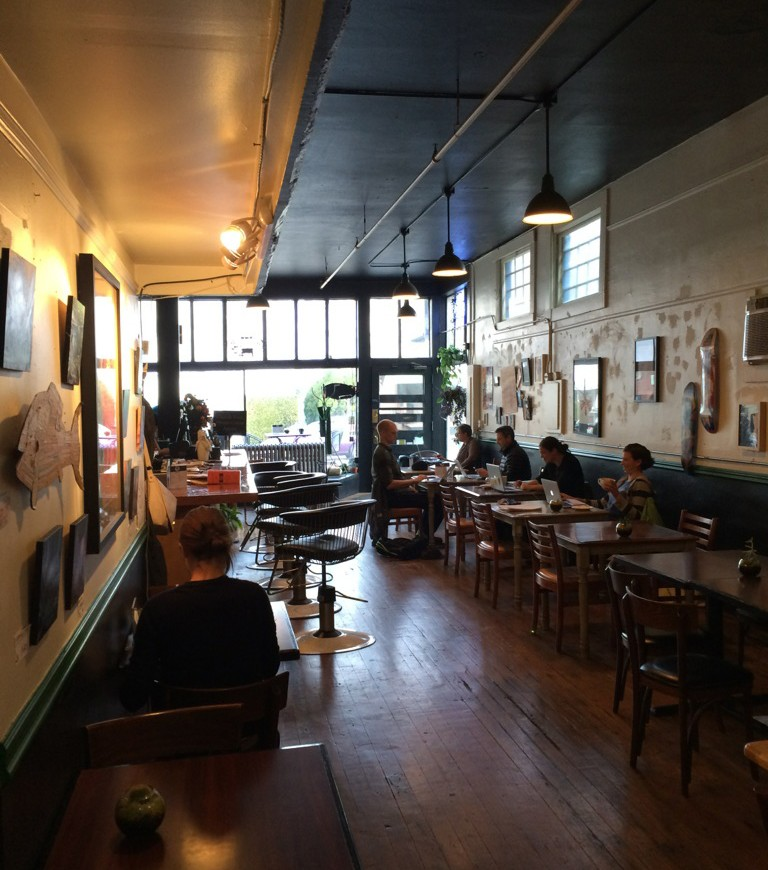 Bare Bones Cafe In Portland Or