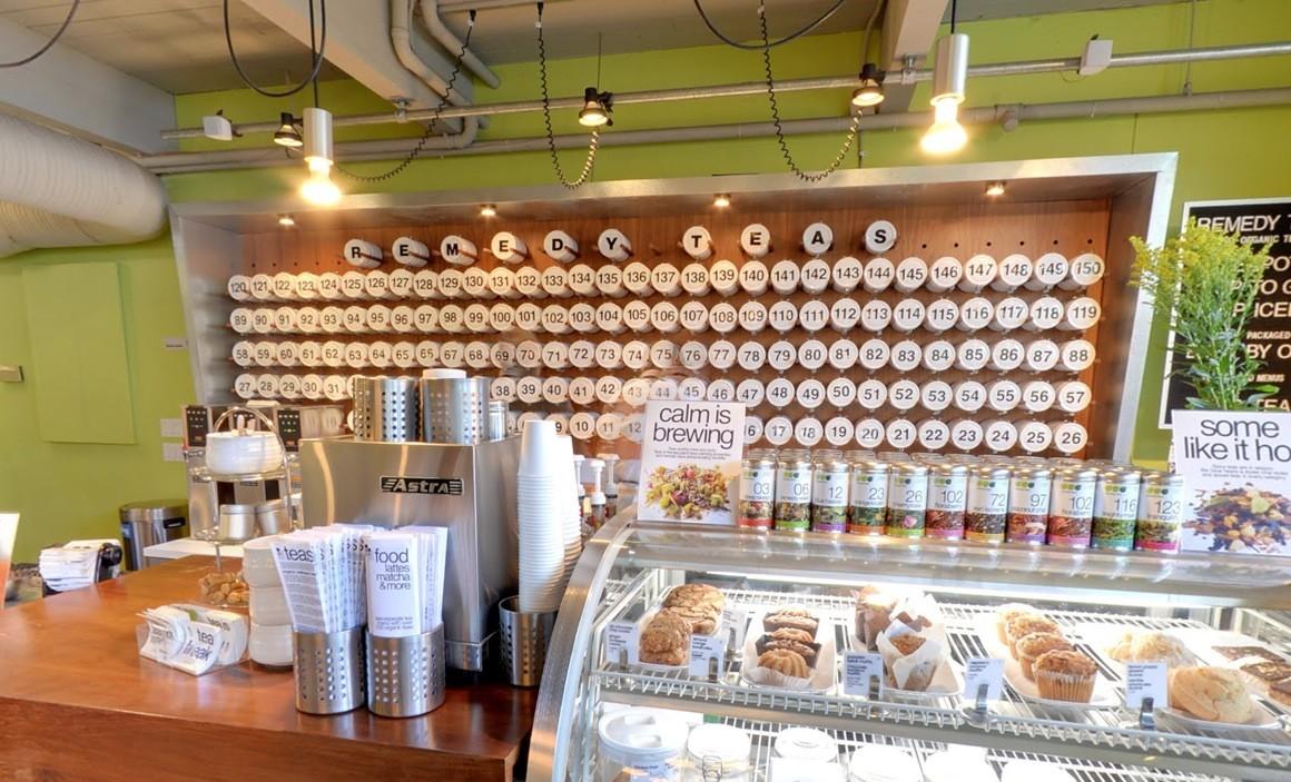 Remedy Teas, Seattle WA