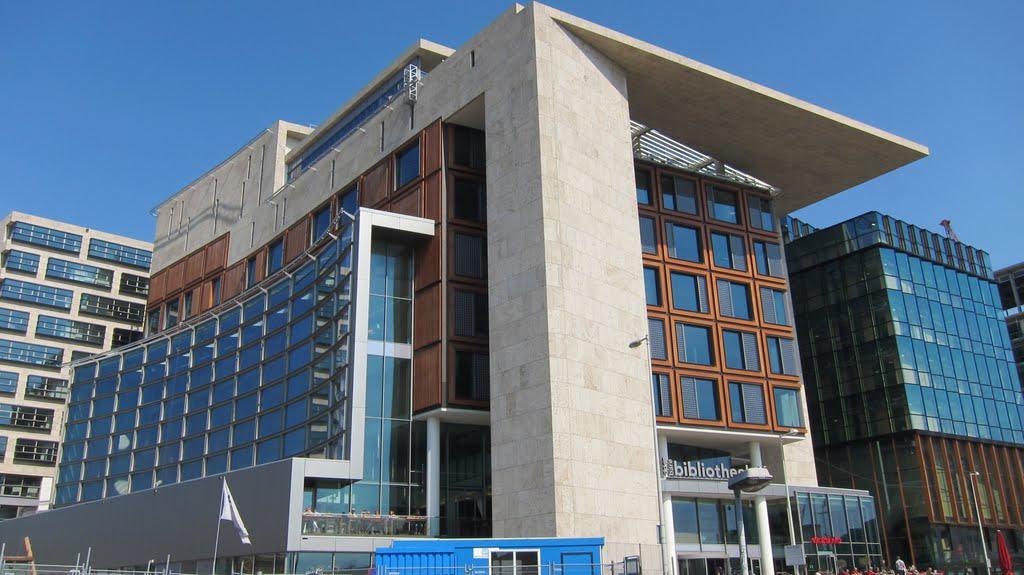 Bibliotheek amsterdam public library in amsterdam for Bibliotheek amsterdam