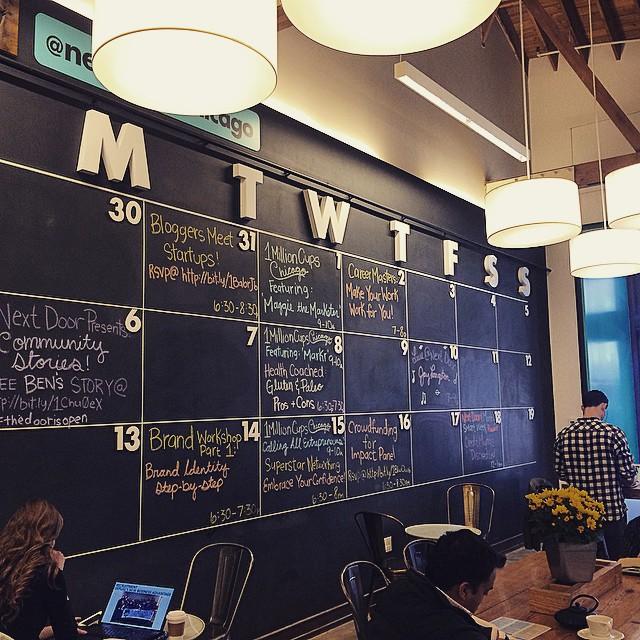 Local ... & Next Door Cafe in Chicago pezcame.com