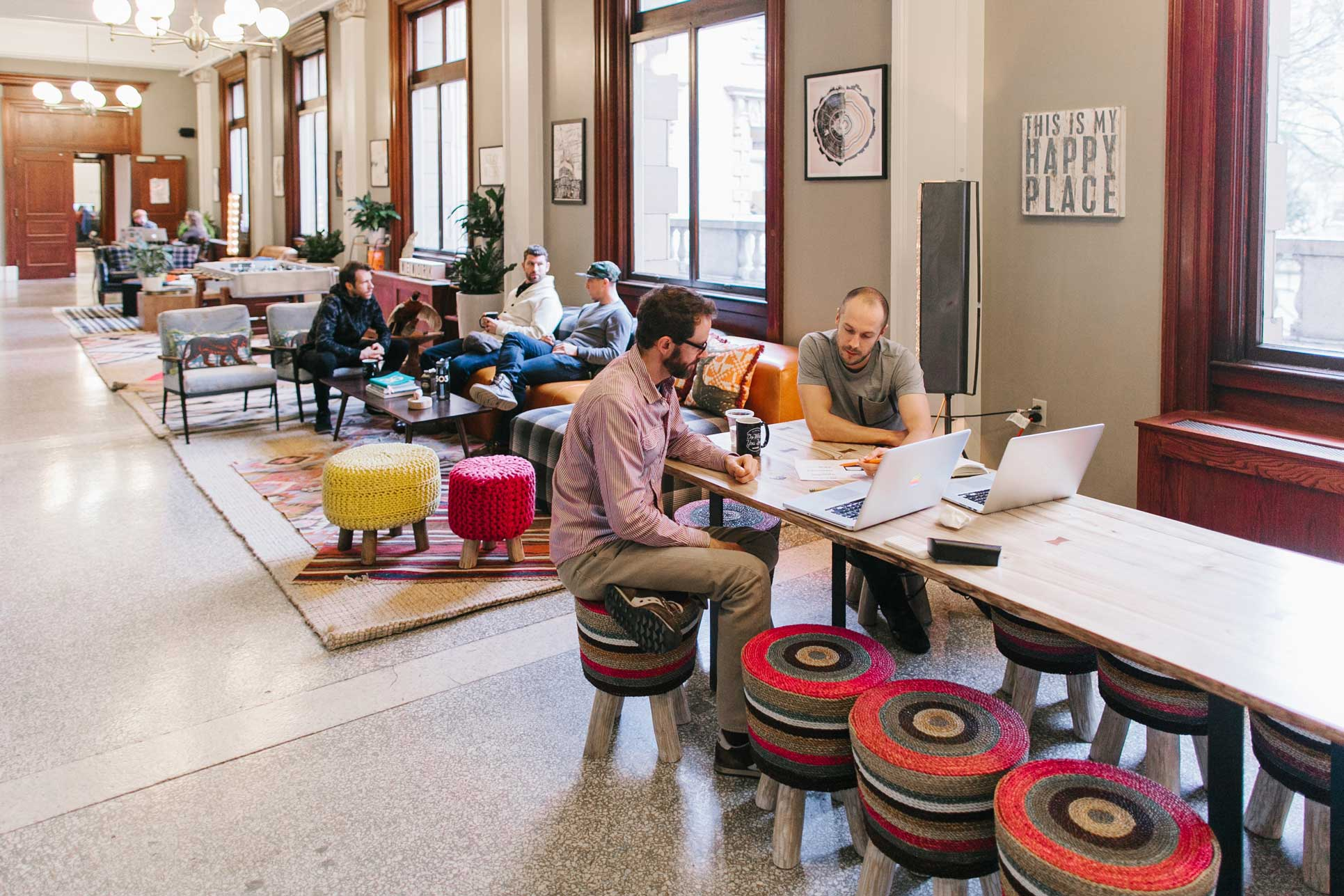 WeWork Custom House