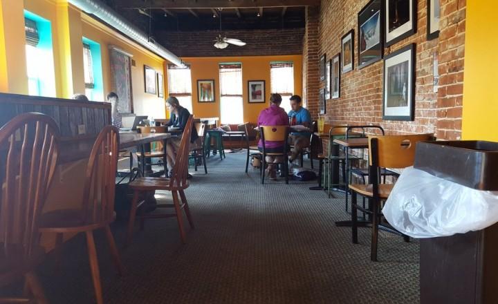 Cafe Near Me Baltimore Ave