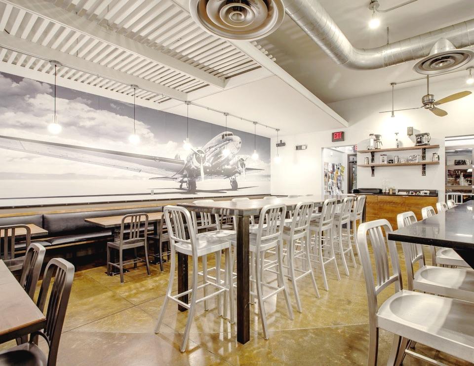 Roasterie Cafe Brookside Hours