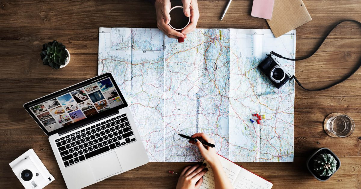 Best Tools to Stay Productive When You Travel