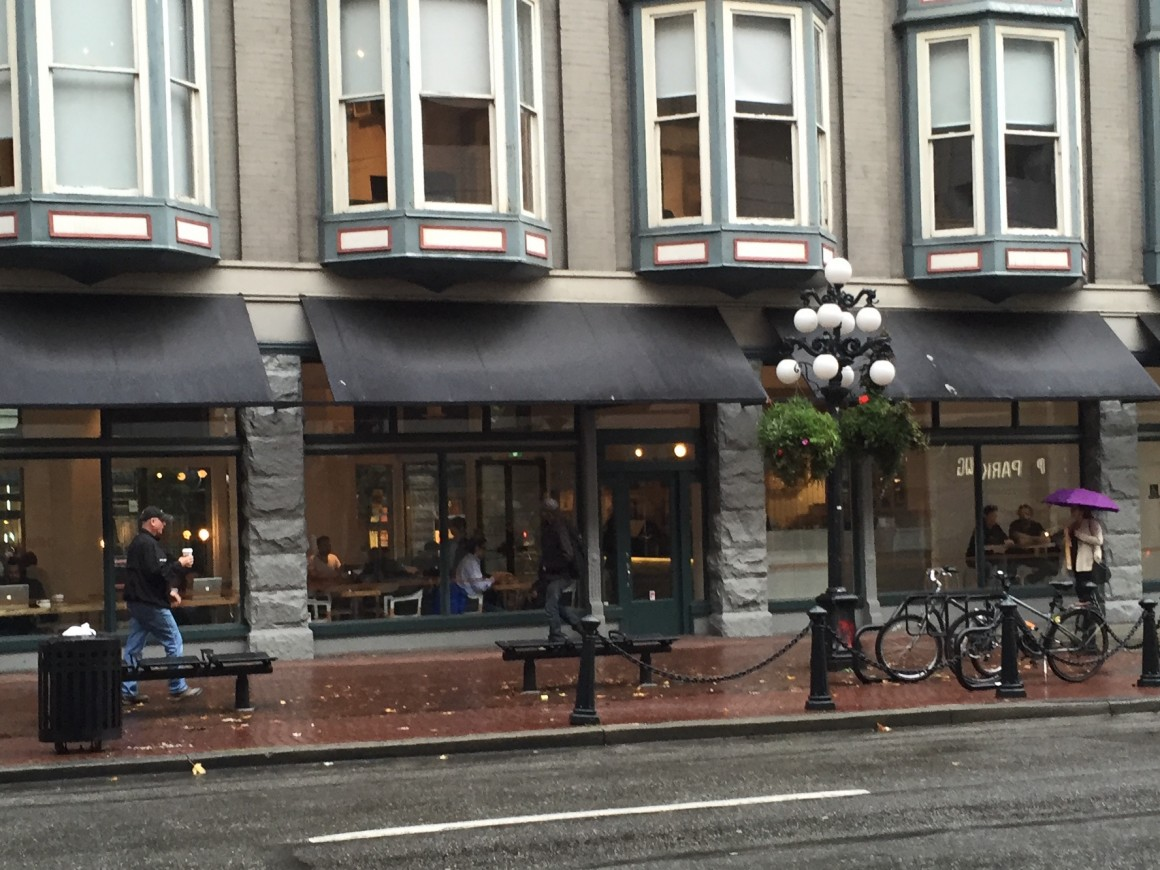 Buro coffee in vancouver bc for Buro water street
