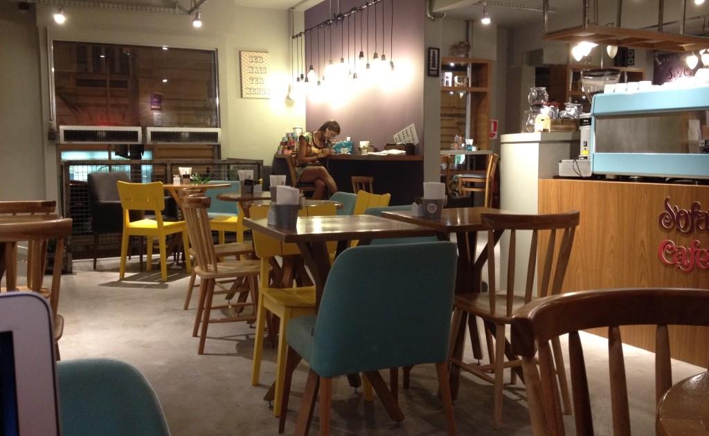 Sofá Café in Rio de Janeiro