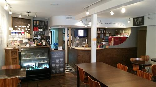 Wired Coffee Bar in Chicago