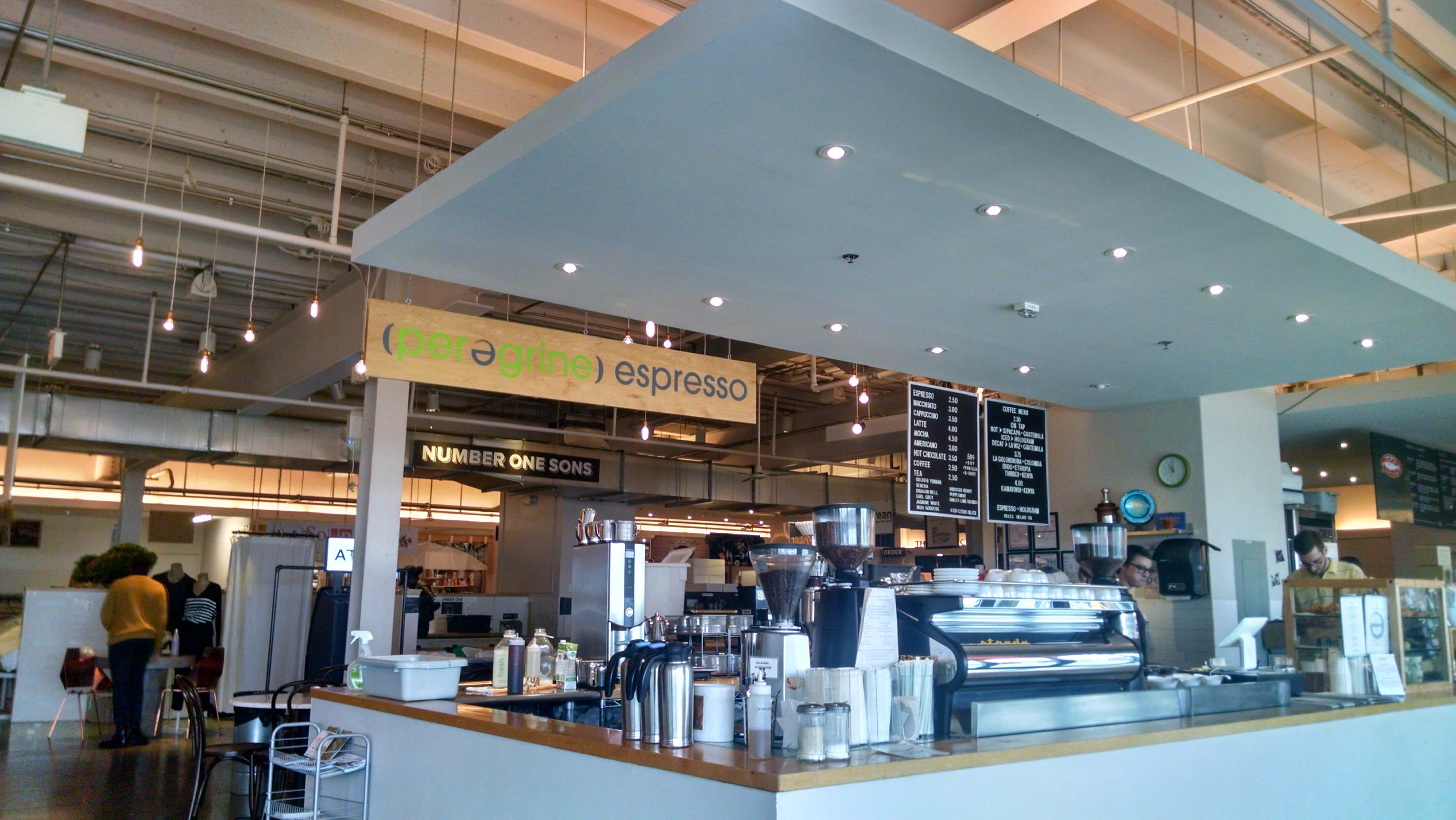 Image result for peregrine espresso union market