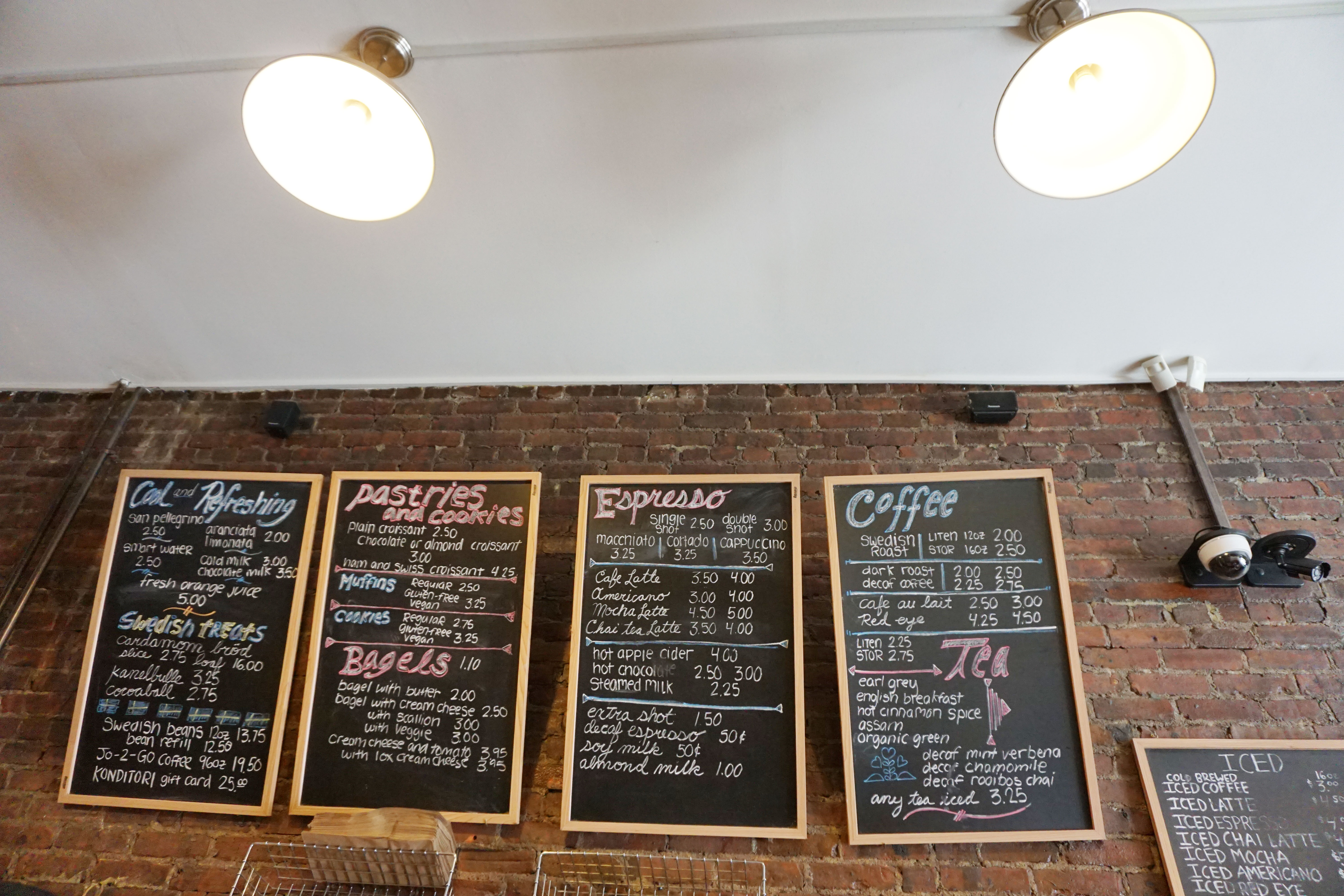 Park Slope Cafes With Free Wifi