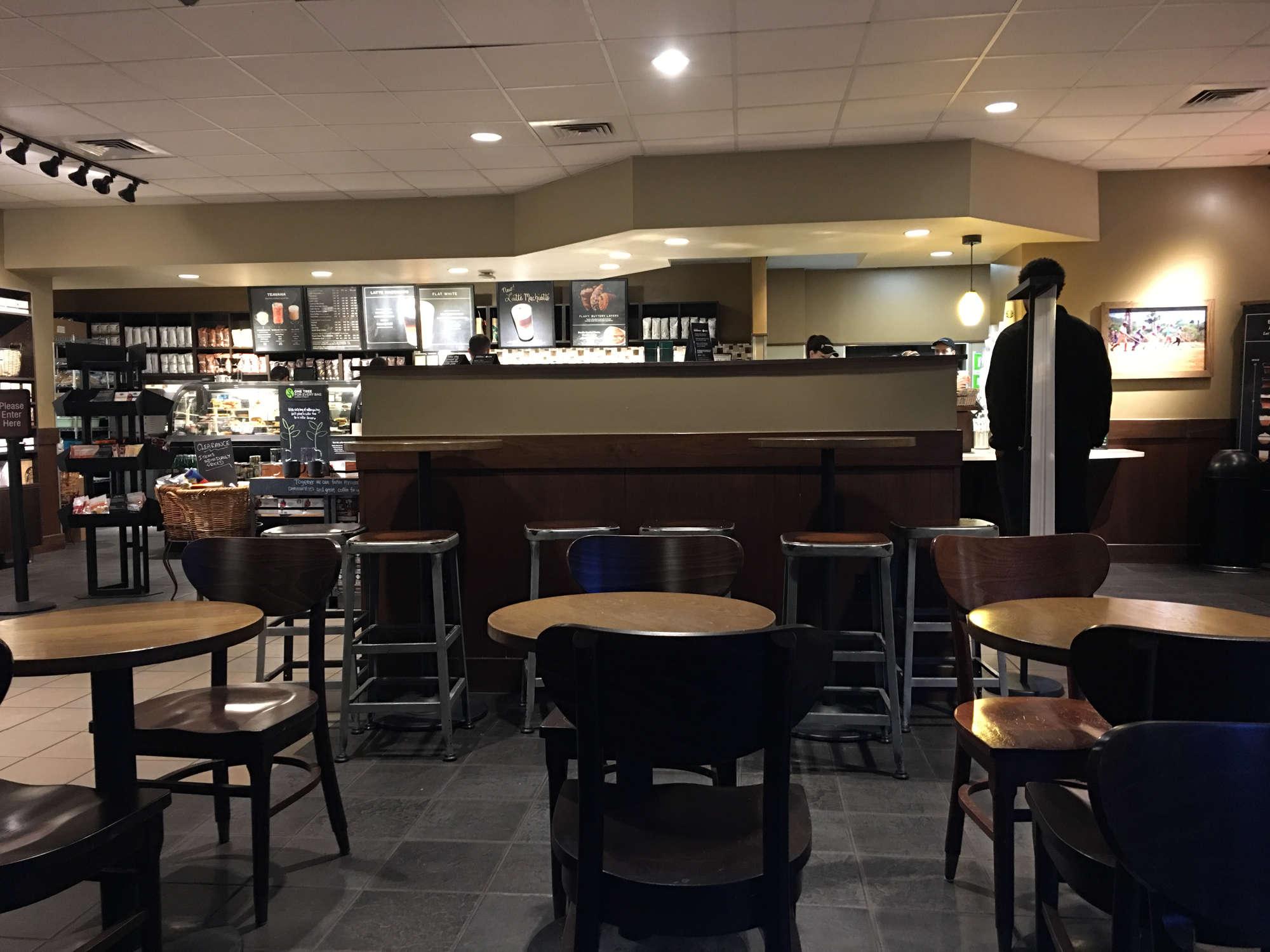 Starbucks in Raleigh