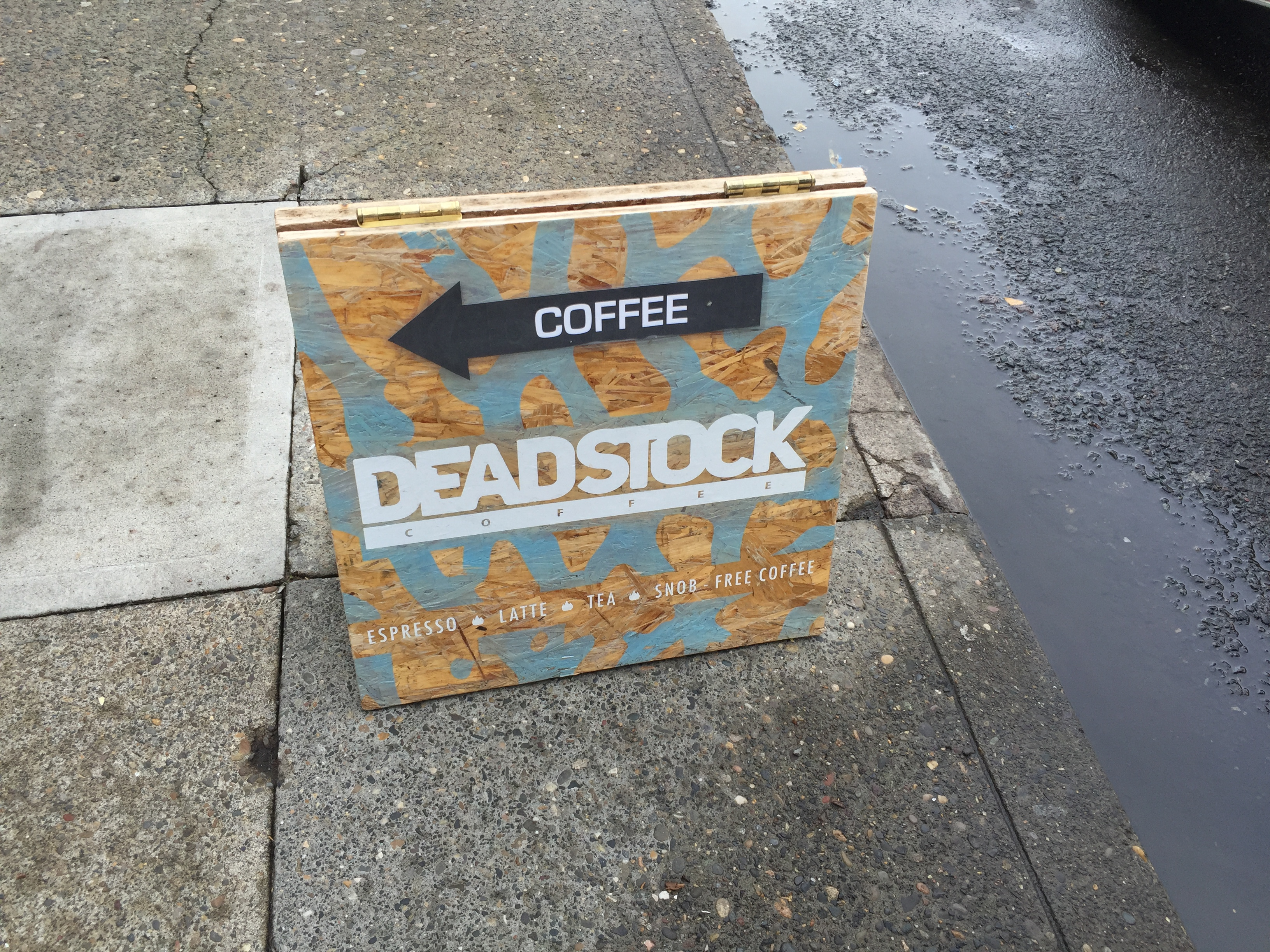 Deadstock Coffee in Portland, OR