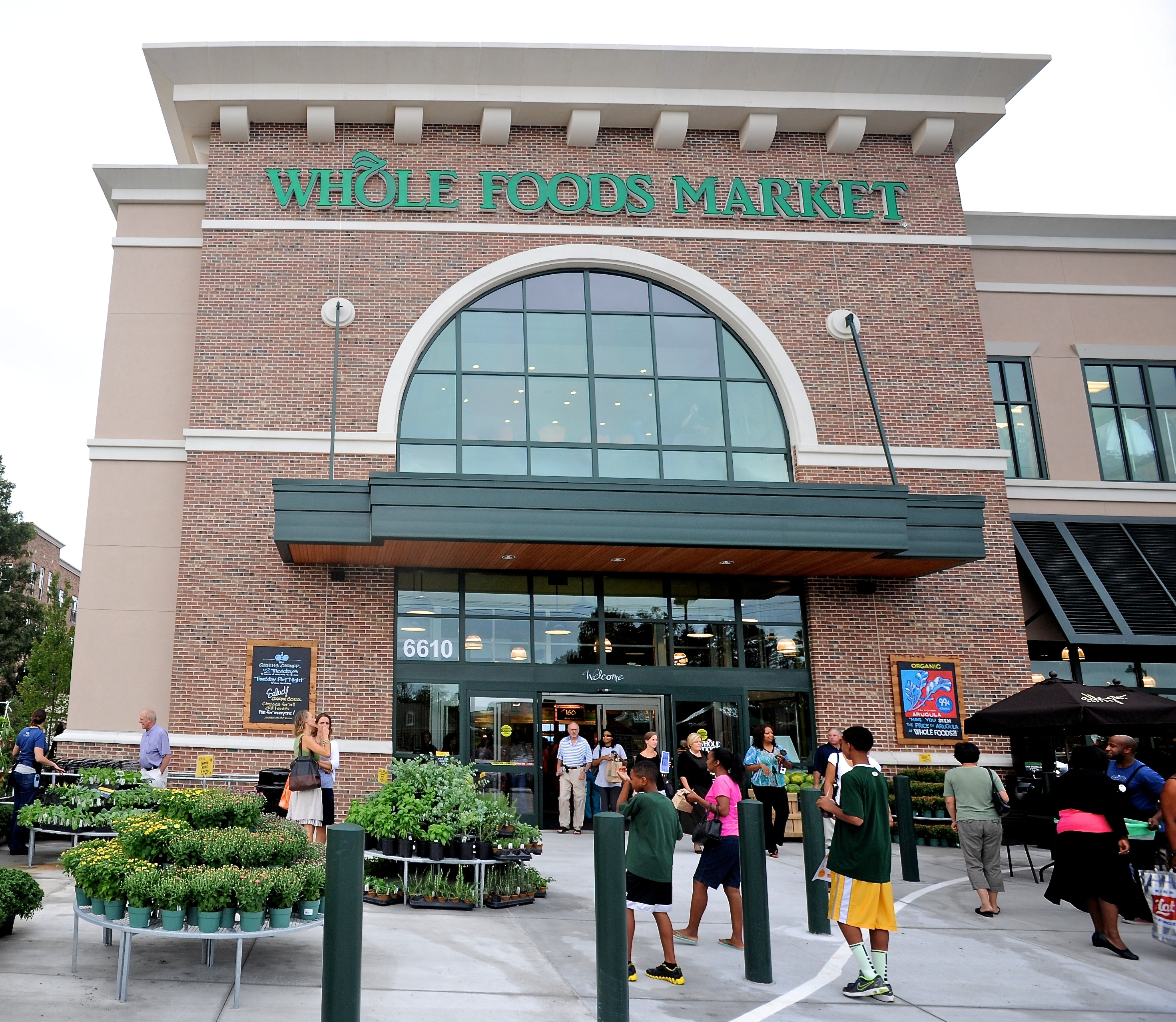 Whole Foods Fairview Rd Charlotte Nc