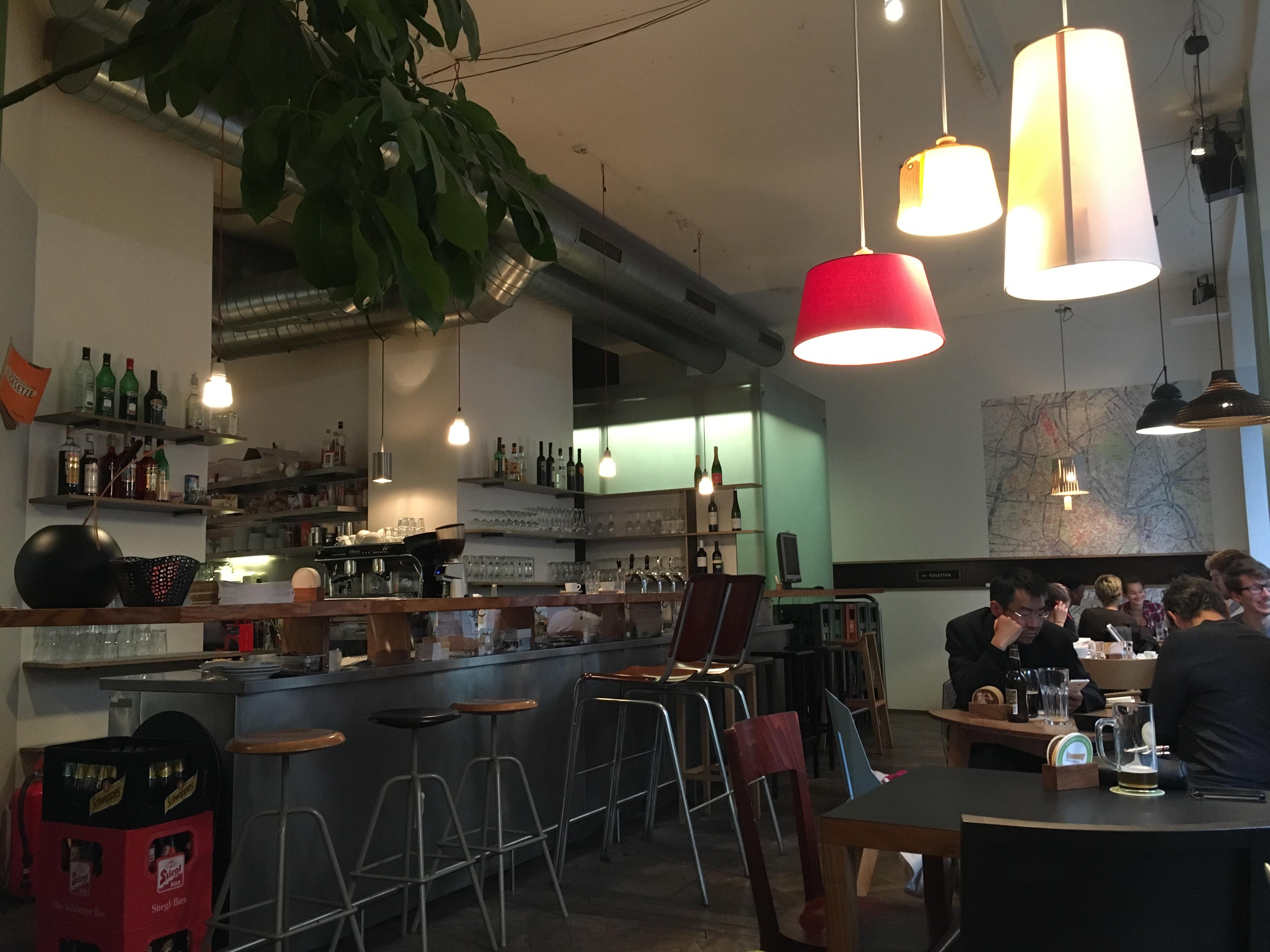 das möbel cafe in Wien