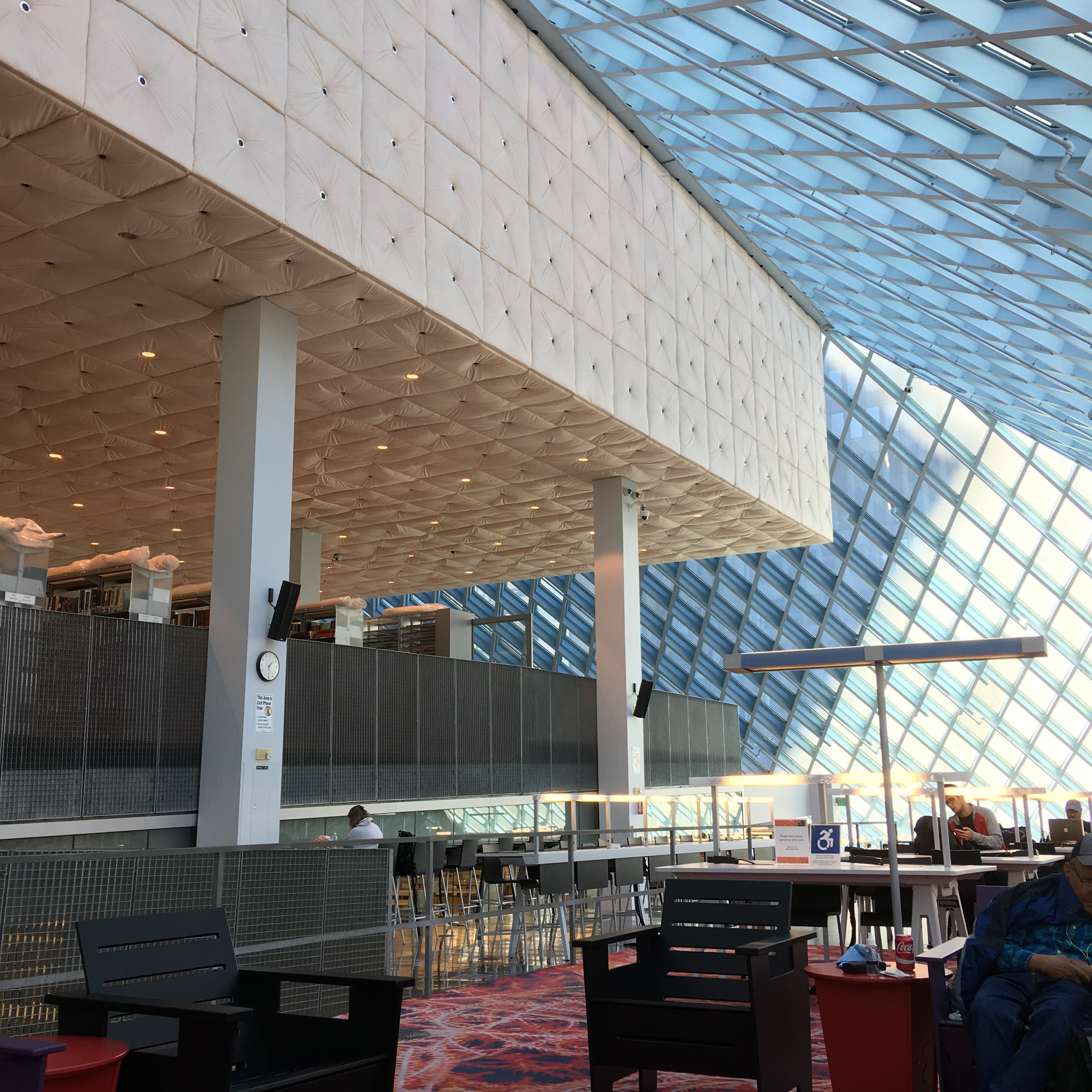 Seattle Public Library (Seattle Central Library) In