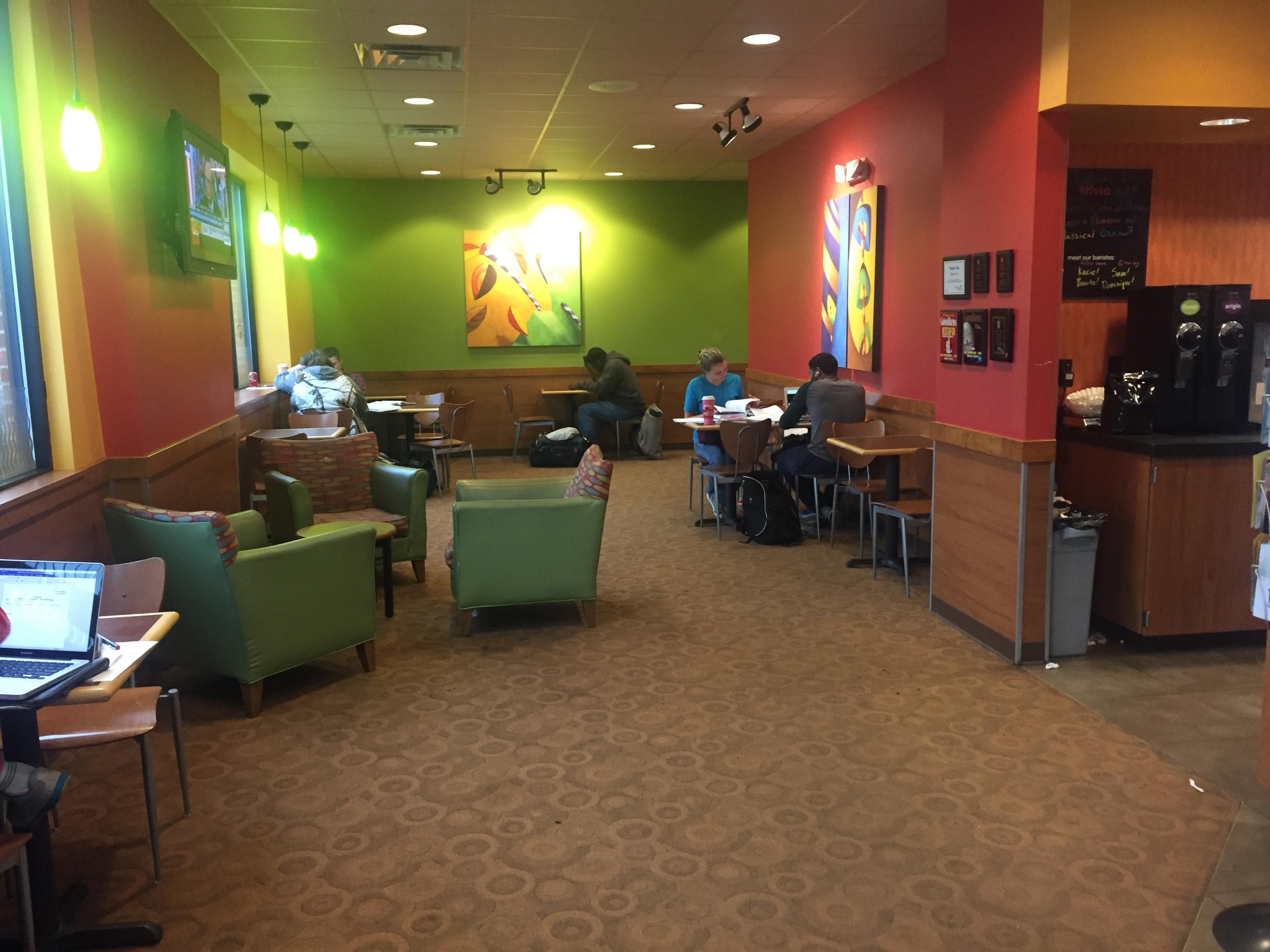 Best Coffee Shops In Grand Rapids