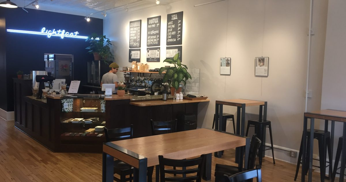 lightfast coffee house in grand rapids. Black Bedroom Furniture Sets. Home Design Ideas