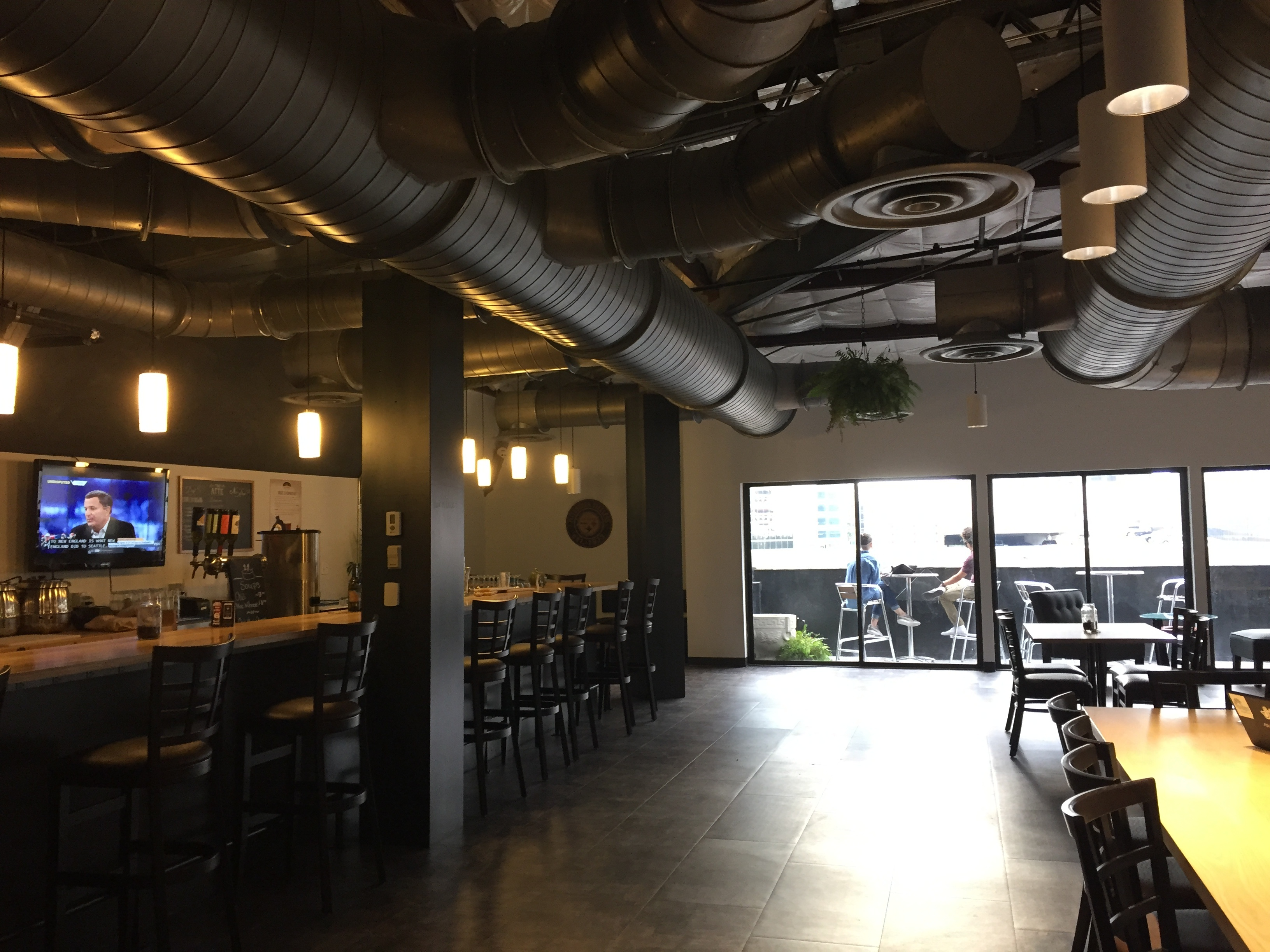 The Attic Caf 233 Amp Bar In Tampa