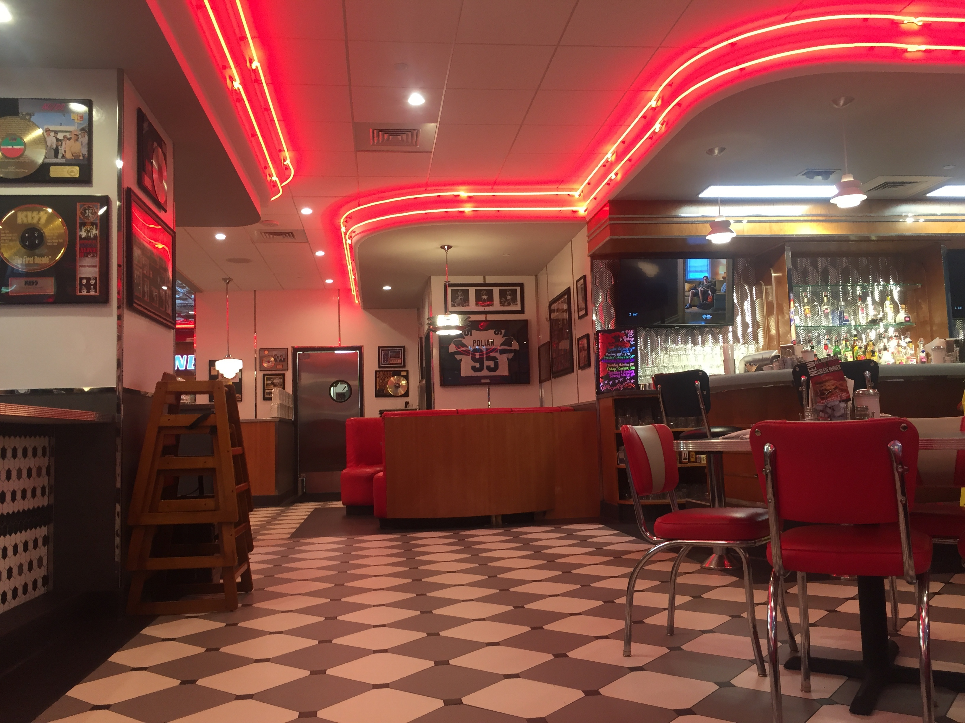 Redeye Diner In Charlotte