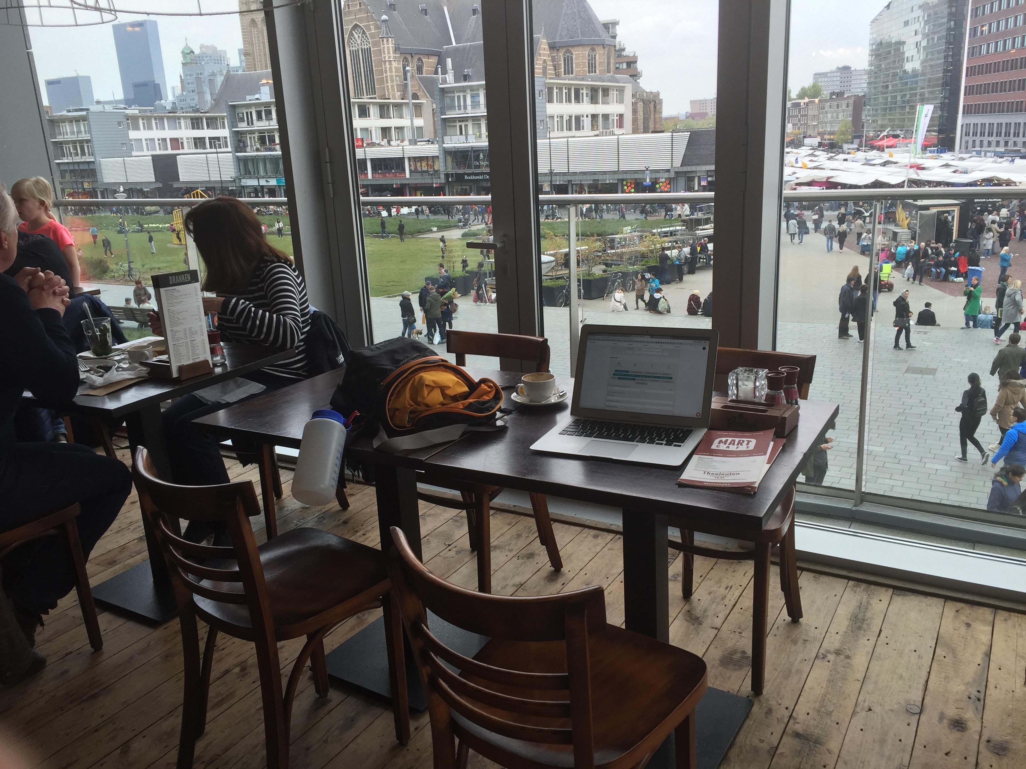 Startup Scene In Rotterdam Netherlands Teleport Cities