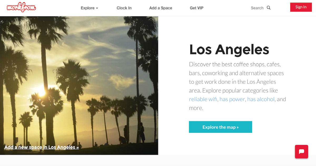Best Places To Work Meet Study In Los Angeles